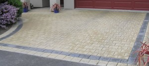 Different colours and designs if block paving from Driveways Birmingham UK