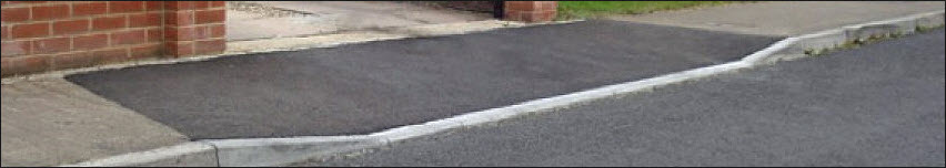 Kerbstone Installation - Birmingham Driveways lower kerbs in Birmingham West Midlands