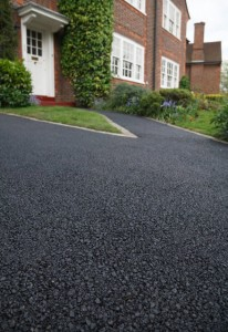 New tarmac driveway Birmingham UK West Midlands