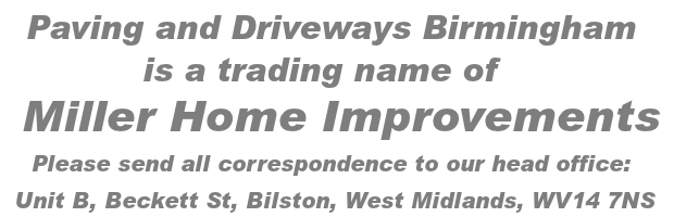 Driveways Birmingham address